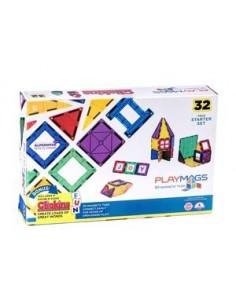 PLAYMAGS 32 piezas