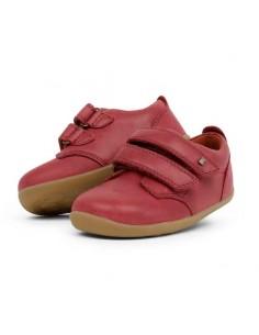 Bobux Port Shoe Red 727709-SU