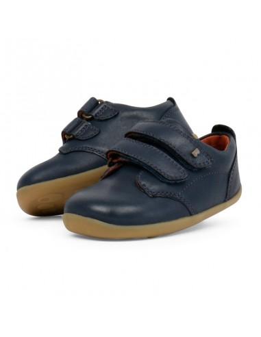 Bobux Port Shoe Navy 727706-SU