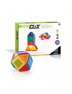 Contrucción Power CLIX 24 PC