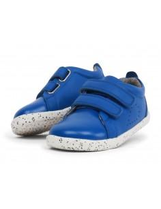 633710 Grass Court Sapphire Zapato deportivo azul I Walk Bobux