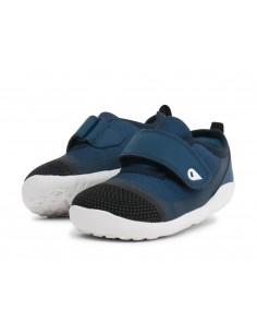 634003 Lo Dimension Blue Zapatilla deportiva I walk de Bobux