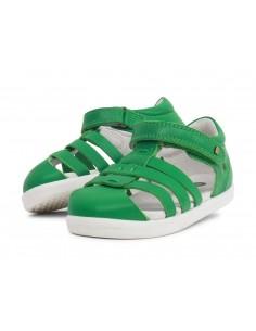 634402 Tidal Emerald Sandalia verde  I Walk Caminantes de Bobux
