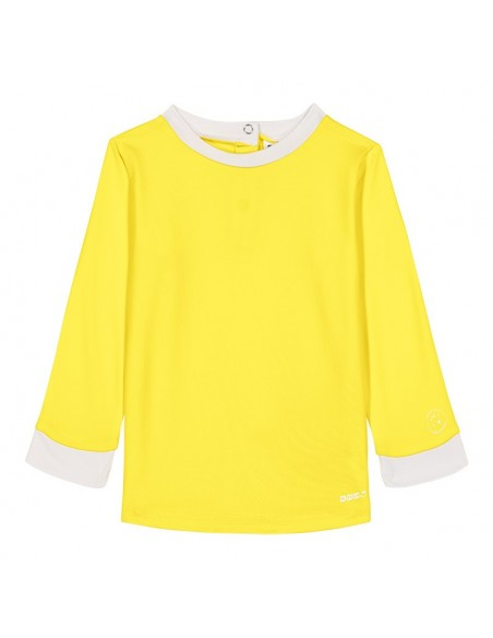 Camiseta AntiUV UPF50 Amarillo