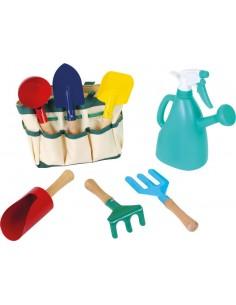 juego de jardinería infantil