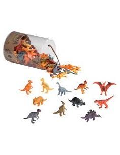Bote dinosaurios