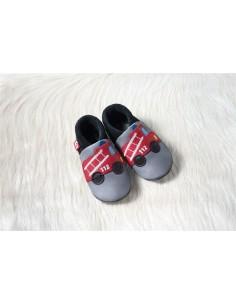 Zapato de gateo POLOLO Firetruck