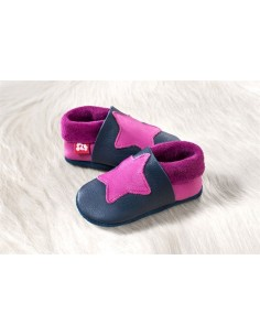 Zapato de gateo POLOLO Estrella Tobago/Purpur