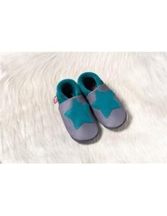 Zapato de gateo POLOLO Estrella Grey/Waikiki