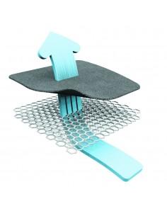 sistema aeromoov transpirable para silla coche de bebé