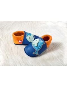 Zapato de gateo POLOLO Fish