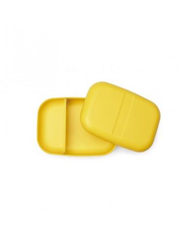 Go Rectangular Bento Lunch Box EKOBO - Lemon