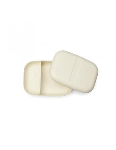 Go Rectangular Bento Lunch Box EKOBO - White