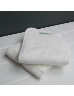 Doble absorbente pañal de tela
