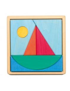 Puzzle de Velero  boat Grimm´s