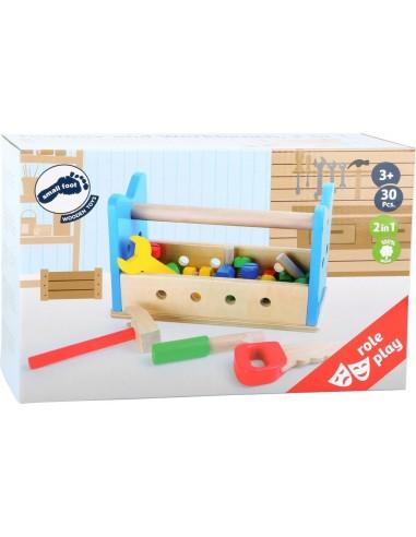 10052 Caja de herramientas y banco de trabajo
