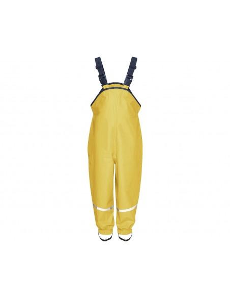Peto Impermeable Playshoes Amarillo