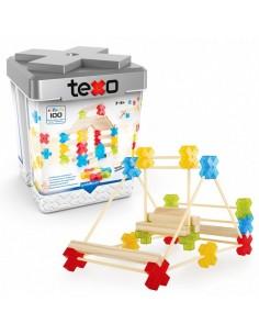 Construcción Texo 100 piezas