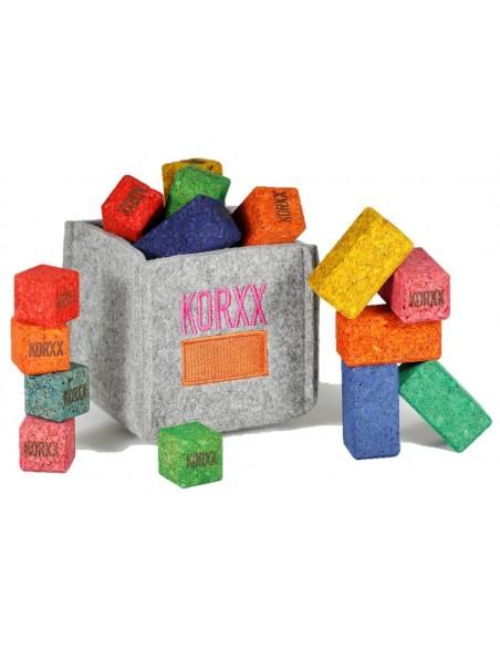 Brickle Color (17 pz) KORXX