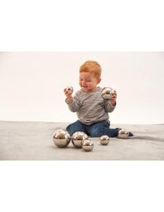72205 Sensory Reflective Sound balls