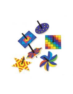 Peonzas kaleidoscopio Goki