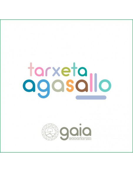 Tarjeta regalo Gaia Ecocrianza