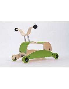 Wishbone Mini Flip Verde