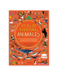 ATLAS AVENTURAS ANIMALES