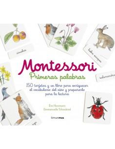 Montessori. Primeras palabras.