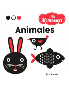 BABY MONTESSORI ANIMALES (VVKIDS)