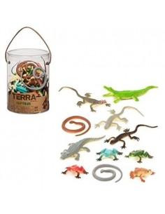 Bote reptiles (TERRA)