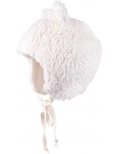 Gorro orejitas blanco PICKAPOOH