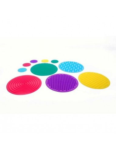 54517 SILISHAPES SENSORY CIRCLES