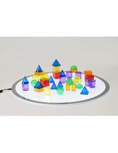 Bloques geométricos...