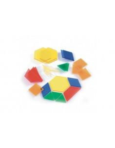 Geométricas traslucidas...