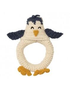 Sonajero Hoppa Penguin