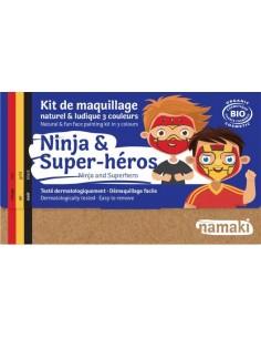 Kit maquillaje Namaki NINJA...