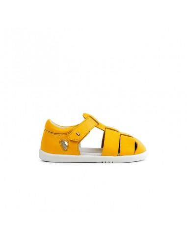 634407A Bobux IW Tidal Open Sandal Yellow