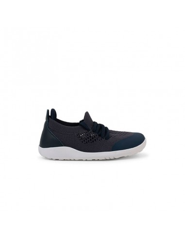 636401 BOBUX IW Play Knit Trainer Navy