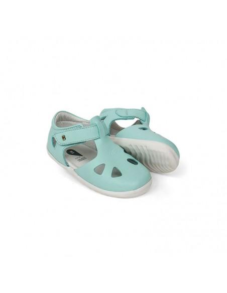 725829 SS20 Bobux SU Zap Closed Sandal Mint