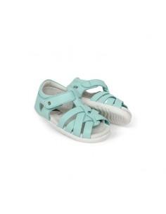 729808 Bobux SU Tropicana Closed Sandal Mint