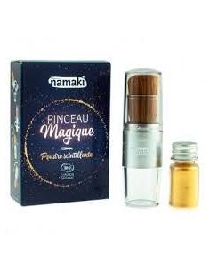 PINCEL MAGICO POLVO MAGICO...