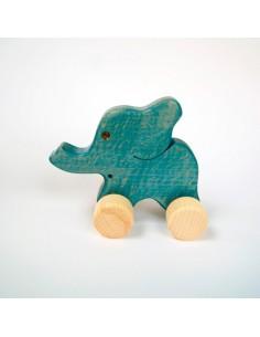 Arrastre Elefante Ludojoc