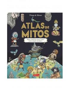 ATLAS DE MITOS. HARPER...