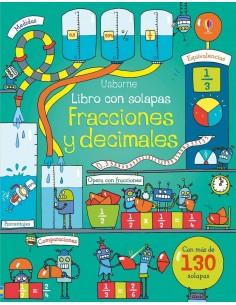 FRACCIONES Y DECIMALES. USBORNE