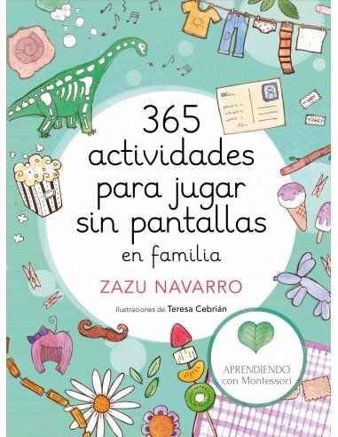 365 ACTIVIDADES JUGAR SIN PANTALLAS