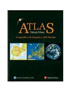ATLAS GEOGRAFICO ESPAÑA/MUNDO