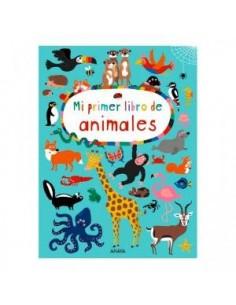 MI PRIMER LIBRO DE ANIMALES. NASTJA HOLTFRETER