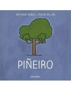 Piñeiro. Antonio Rubio y Óscar Villán