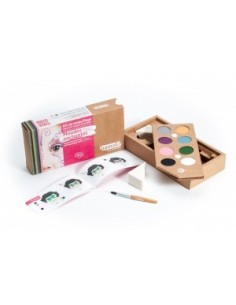 Kit maquillaje Mondes Enchantes Namaki 8 colores